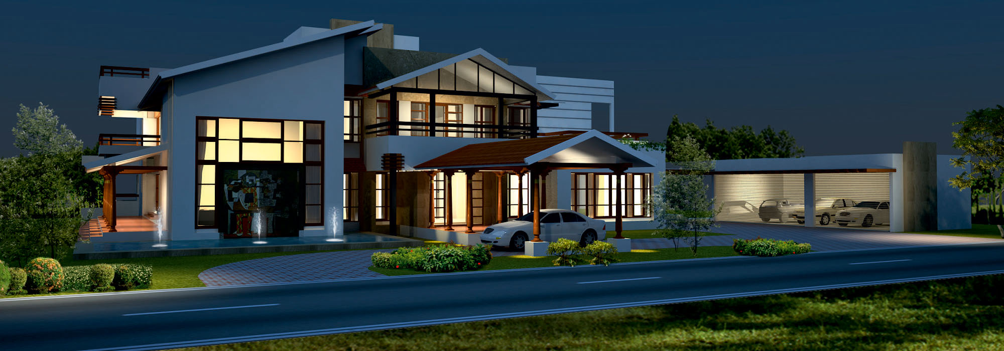 Residence  at Hebbal